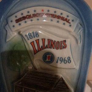 Vintage BEAM bottle